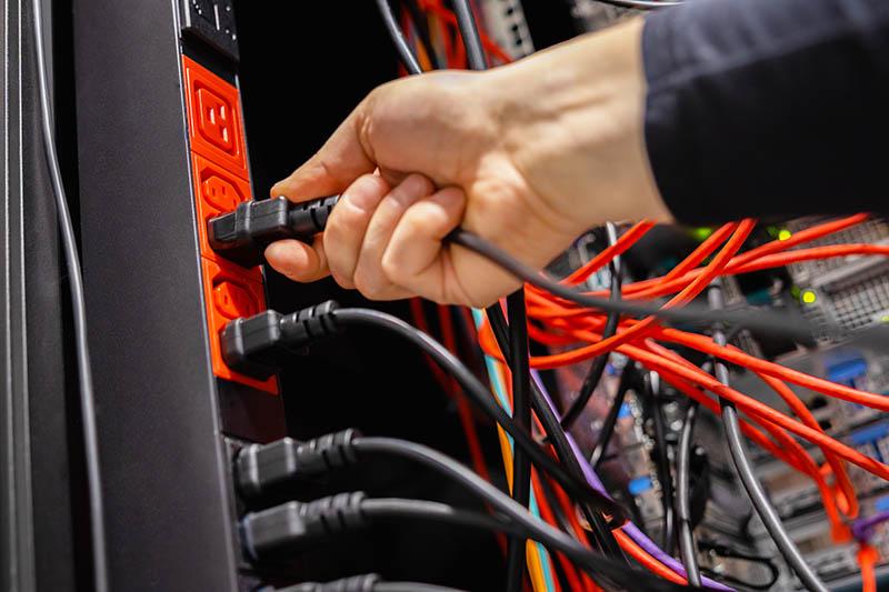 Outlet in Datacenter