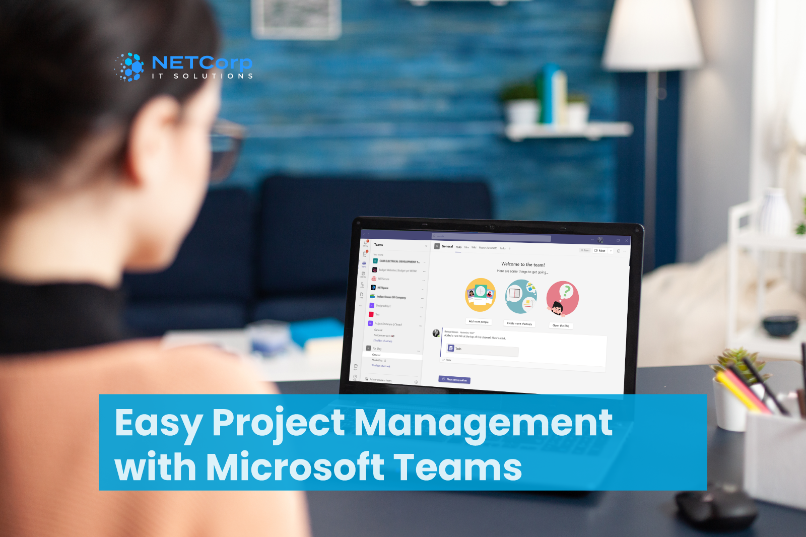How To Use Microsoft Teams For Project Management By Small Business 1600x800 2