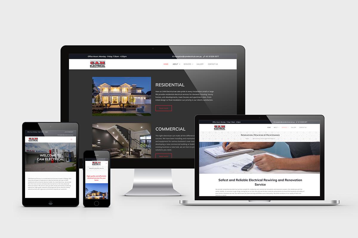 Website Design and Development Case Study