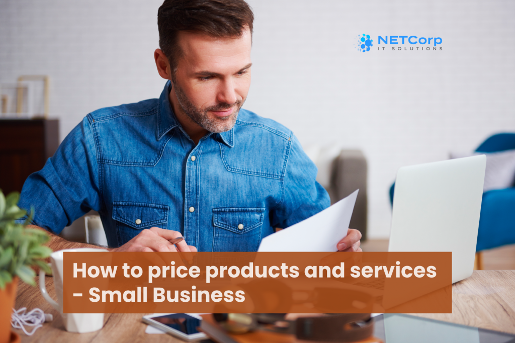 Pricing On Products And Services For A Small Business 1 1024x682